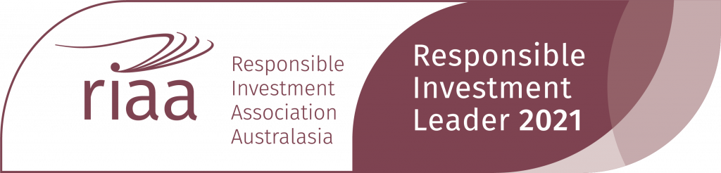 RIAA Responsible Investment Leader 2021