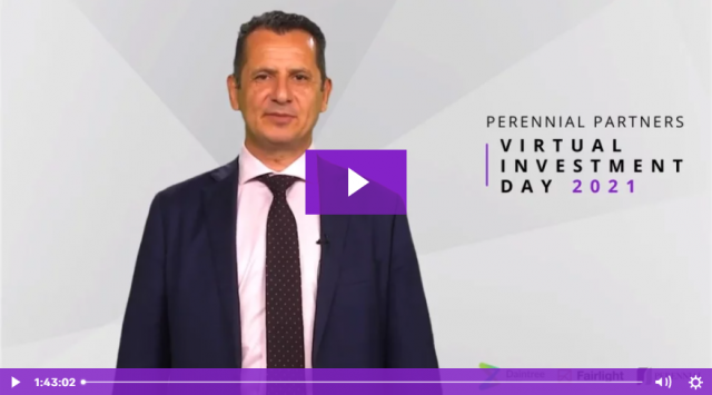 Perennial Partners Virtual Investment Day 11 March 2021